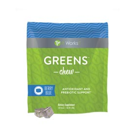 Greens chew